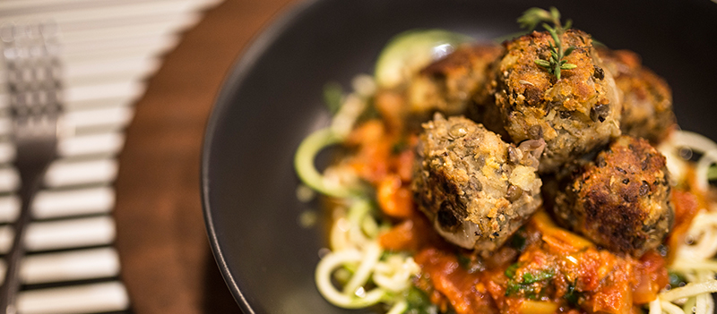 Vegan Meat Balls Recipe