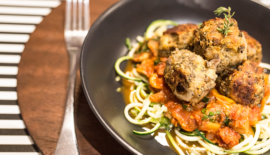 Vegan Meat Balls Recipe