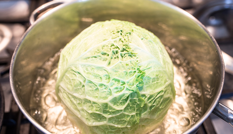 Vegan Cabbage Recipe