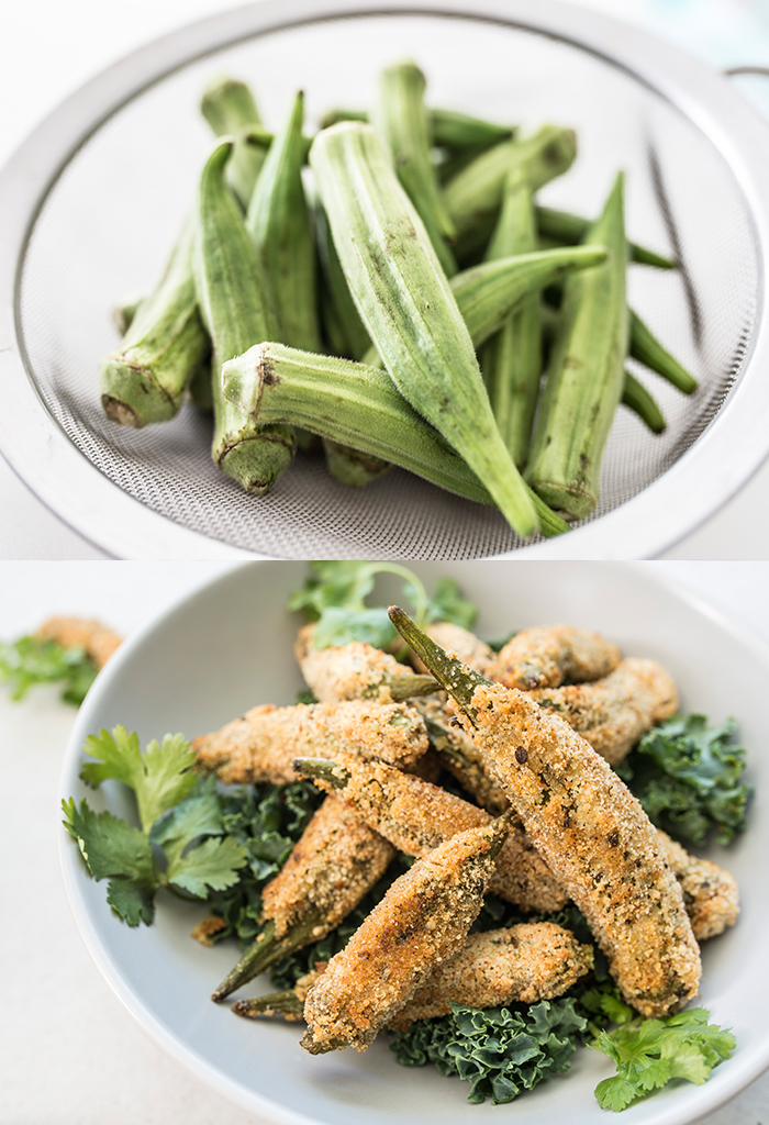 Vegan Okra Recipes