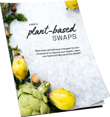 Free Plant Based Swaps Guide