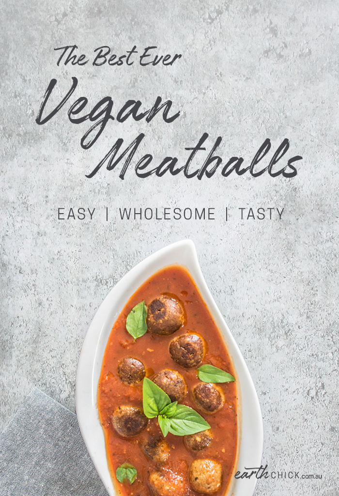 The Best Vegan Meatballs Recipe