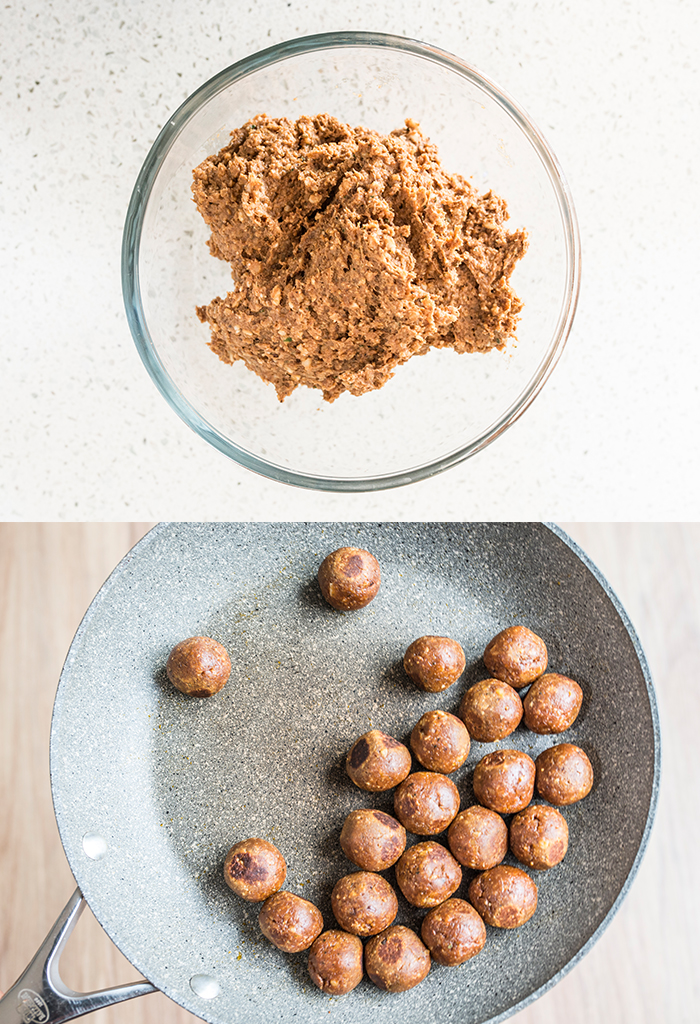 Vegan Nut Meat Recipe
