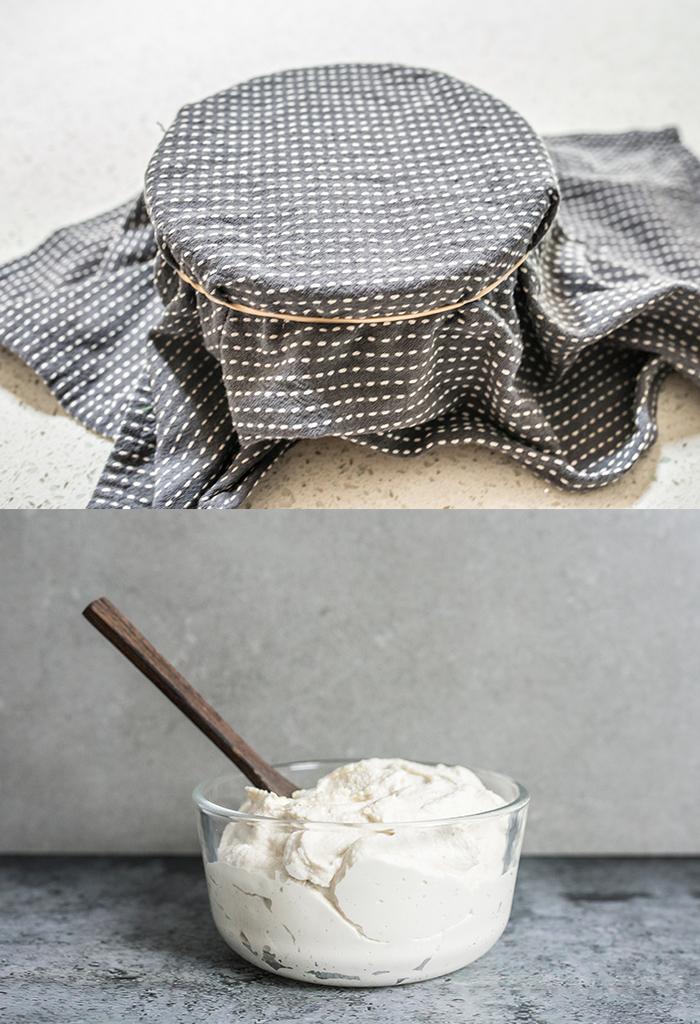 Cultured Vegan Cream Cheese Recipe