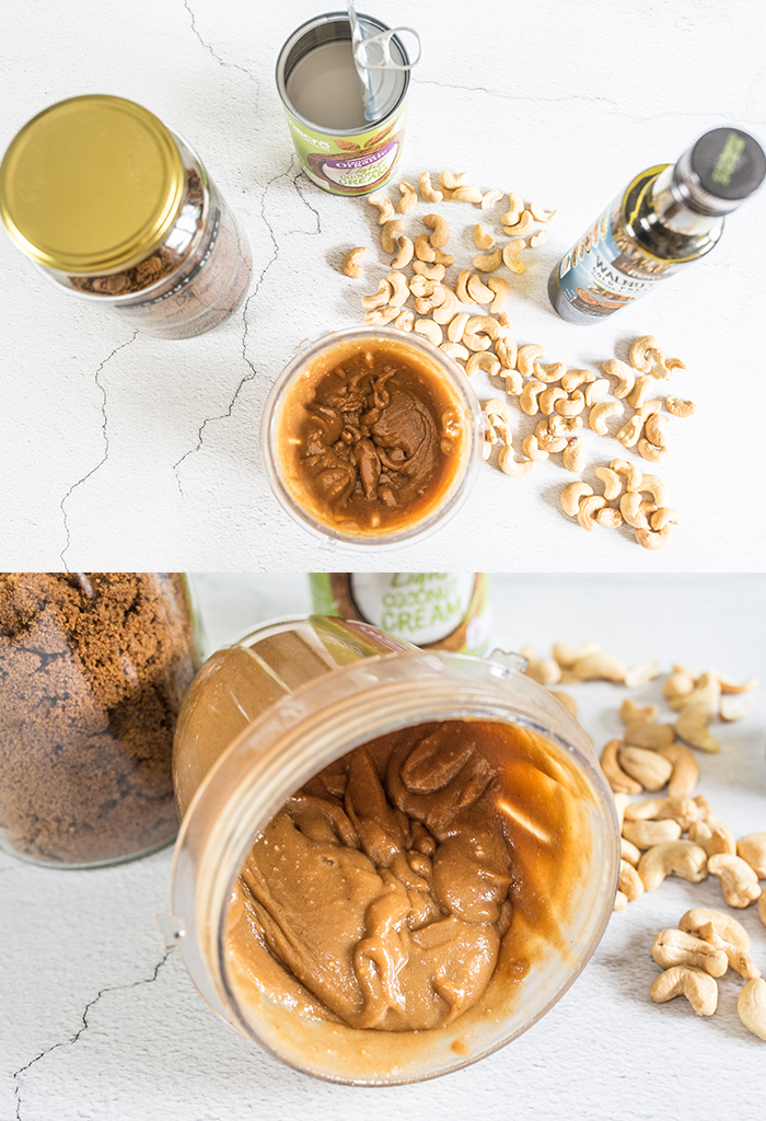 Creamy Caramel Spread Vegan