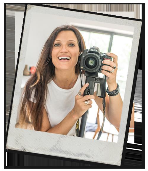Aleisha Maree Polaroid