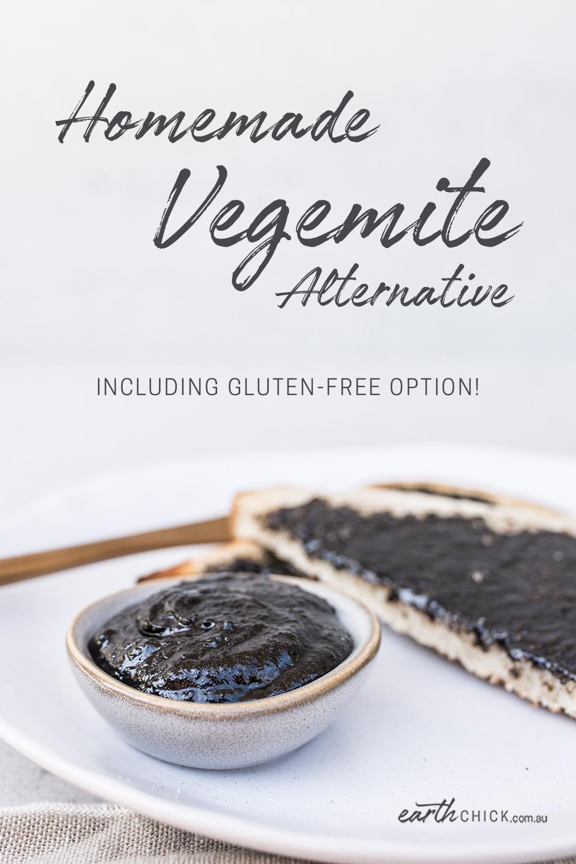Homemade Vegemite Alternative Recipe