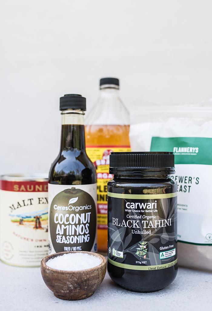Homemade Vegemite Ingredients
